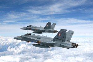 F18 Air to Air
