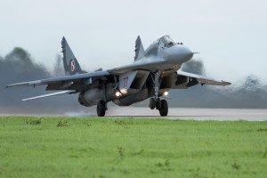 MiG-29A Fulcrum (22. Baza Lotnictwa Taktycznego, EPMB)
