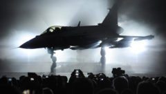 Roll-out Gripen E Schweden