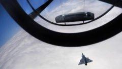 Mirage-Luft an der Generalversammlung