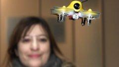 Fachtagung zum Thema Drohnen