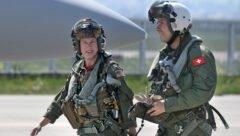 Kaminfeuergespräch mit der Armasuisse über neues Kampfflugzeug und Air2030