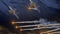 Kaminfeuergespräch mit dem Luftwaffenchef in Bern